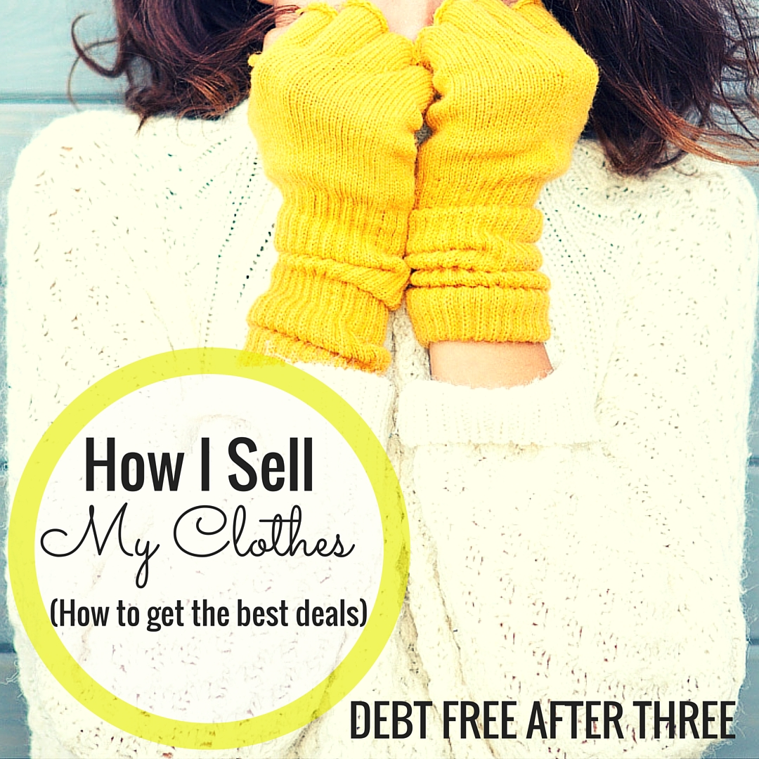 How to get the best deals selling your old clothes