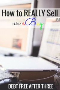 Want to sell on eBay but don't know where to get started? Tips from someone who sells frequently!