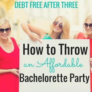 Throwing a bachelorette party? Here's how to do it on a budget!