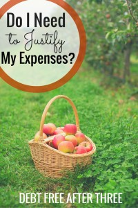 You expect to see negative comments on your blog, but to your face? How I handled a negative comment about my finances.
