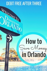 Traveling to Orlando, Florida soon? Here's how to save money in Orlando - take my tips to save yourself money while in Orlando!