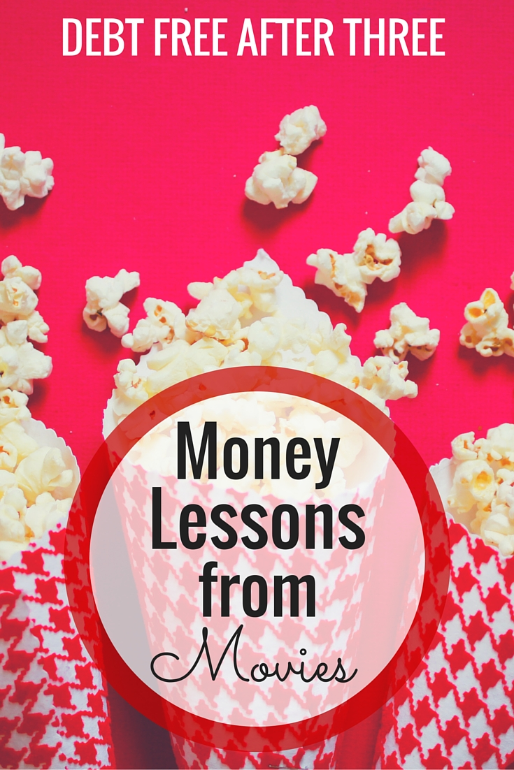 Did you know that movies, yes, even movies like Die Hard, can teach you about money? Here are money lessons I've learned from the movies!