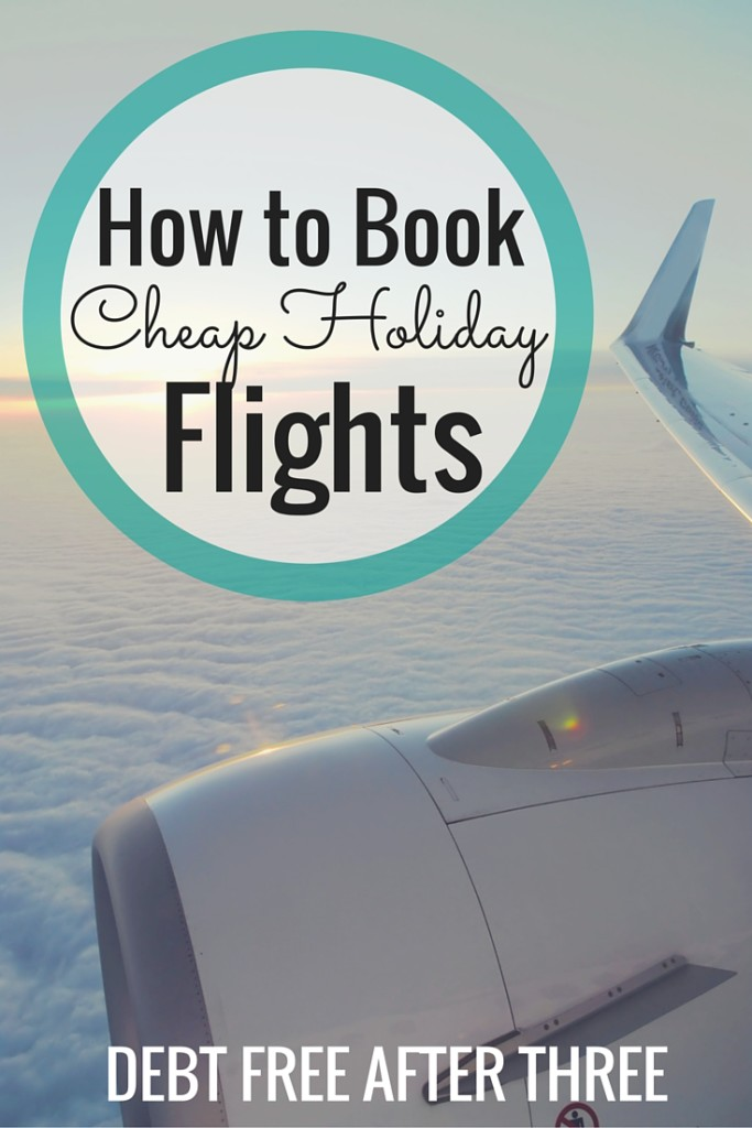 Going home for the holidays? Avoid expensive holiday flights home by following my tried-and-true tips for saving money on holiday flights!