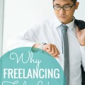 It might sound crazy to say this, but sometimes freelancing does feel like a bad boyfriend! Fellow freelancers, how do you feel about freelancing?