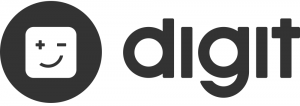 The Digit logo